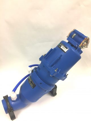 DN80 Airvac Vacuum Interface Valve AV3
