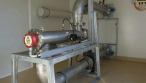 Design Construction Installation UV Steriliser Modules