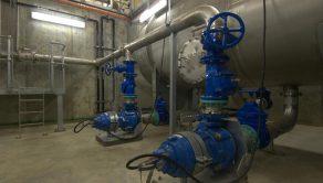 Vasse Newtown Vacuum Sewerage Pumping Station