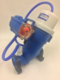 """DN80 (2"""") Airvac Vacuum Interface Valve c/w HP controller with the  quick release key"""