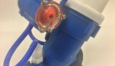 DN50 (2 Inch) Airvac Vacuum Interface Valve