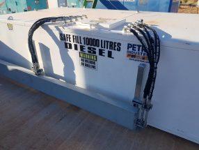 Fuel LIne install